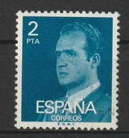 MiNr. 2238 Spanien 1976, 15. Juli./1983. Freimarken: König Juan Carlos I. RaTdr.; X = Normales Papier, Y = Papie - 1931-Heute: 2. Rep. - ... Juan Carlos I