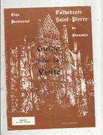 Publicité ,CATHEDRALE SAINT-PIERRE DE BEAUVAIS , 7 Pages ,1979 , Frais Fr 1.85 E - Publicités