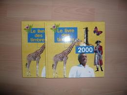 LE LIVRE DES TIMBRES FRANCE 2000 COMPLET - Timbres