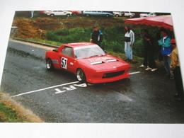 PHOTO  FIAT  X 1/9  COURSE DE COTE  ARDES SUR COUZE - Automobili