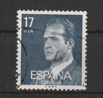 MiNr. 2659 Spanien 1984, 27. Juni. Freimarke: König Juan Carlos I. RaTdr.; Papier Ph.; Gez. K 12:13. - 1931-Heute: 2. Rep. - ... Juan Carlos I