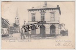 Ruisbroek (gemeentehuis En Kerk) - Puurs