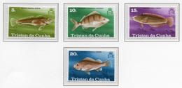 1978 - TRISTAN DA CUNHA - Yv.  Nr. 244/247 - NH - (UP131.2) - Tristan Da Cunha