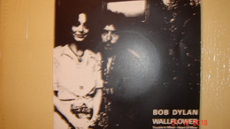 BOB DYLAN **** TRES RARE 33T  EP **** WALLFLOWER - Rock