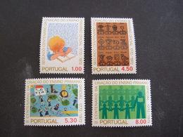 PORTUGAL 1973. YVERT 1196/99   MICHEL 1216/19   . MNH** (IS57-NVT) - 1910-... République