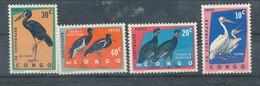 Faune Congolaise - République Du Congo (1960-64)