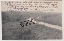 Genk (le Ruisseau Des Kuilen - 1908) - Genk