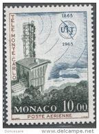 MONACO 1965 / 1966 N° 84 -  NEUF** - Airmail