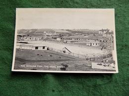 UK WALES: Barry The Knap Bathing Pool B&w 1959 Valentines - Glamorgan
