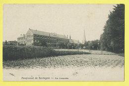* Beerlegem - Beirlegem (Zwalm) * Pensionnat De Beirlegem, Vue D'ensemble, école, School, Pensionaat, Rare - Zwalm