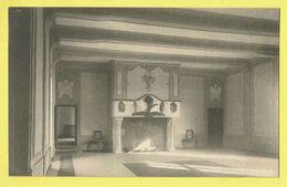 * Ecaussinnes Lalaing (Hainaut - La Wallonie) * (Nels) Vieux Chateau Ecaussines Lalaing, Kasteel, Grand Salle étage - Ecaussinnes