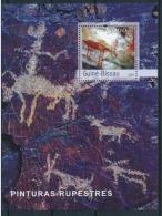 Guinée Bissau 2003 Prehistory Prehistoire Peintures Rupestres - Prehistory