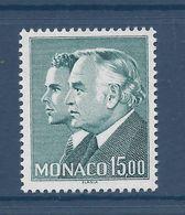 Monaco - YT N° 1561  - Neuf Sans Charnière - 1986 - Oblitérés