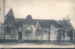 2019 - CHER - 18 -DUN SUR AURON - L'église - Dun-sur-Auron