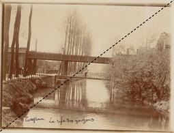 Photo 1900 Cureghem La Rue Des Goujons - Lieux