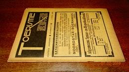 #20683 [Boek - Tijdschrift] Toerisme, Achtste Jaargang, Nummer 7, 1 April 1929 Stijn Streuvels De Gast Gods Tongerlo - Tourisme