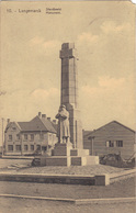 LANGEMARCK        Monument     1927 - Langemark-Pölkapelle