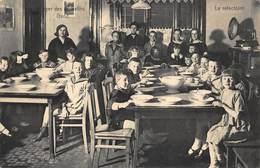 Oost-Vlaanderen  Gand Gent Foyer Des Orphelins Weeshuis De Refter Le Refectoire Gramafoon     I 5377 - Gent