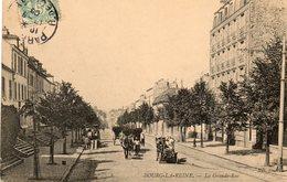 BOURG LA REINE.....la Grande Rue - Bourg La Reine