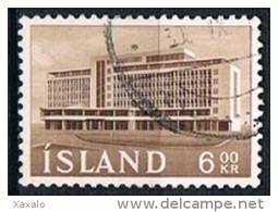 Iceland 1962 - Buildings - Gebraucht