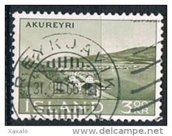 Iceland 1963 - Akureyri - 1944-... Republik