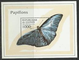 Guinée YT **BF 128A PAPILLON - Vlinders