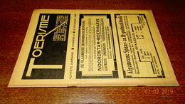 #20698 [Boek - Tijdschrift] Toerisme, Achtste Jaargang, Nummer 24, 15 December 1929 Tienen Stedenbouw Mullie Philips - Tourisme