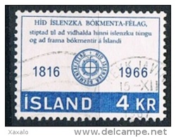 Iceland 1966 - Used - 1944-... Republik