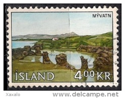 Iceland 1966 Icelandic Landscapes - 1944-... Republik