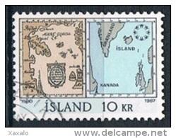 Iceland 1967 - EXPO '67 - Gebraucht
