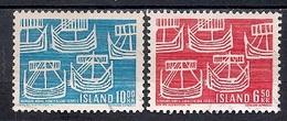 Iceland 1969 - Nordic Day - 1944-... Republik