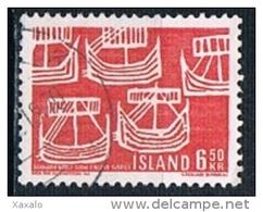 Iceland 1969 - Ships - 1944-... Republik