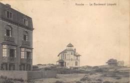 Knokke  Knocke  Le Boulevard Léopold Leopoldlaan        I 5391 - Veurne