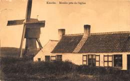 Knokke  Knocke  Windmolen Molen  Moulin Près De L'église  Windmolen Dicht Bij De Kerk         I 5392 - Veurne