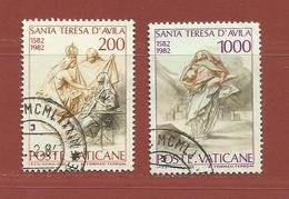 Vatican N° 731 - 733 - Vaticano (Ciudad Del)
