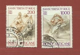 Vatican N° 731 - 733 - Vatican
