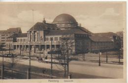 AK 0157  Hamburg - Universität / Verlag Trautmann & Von Seggern Um 1920-30 - Mitte