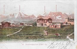 AK 0157  Salzburg - Gaisbergspitze / Verlag Baldi Um 1899 - Salzburg Stadt