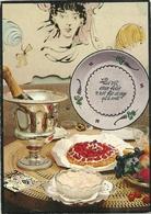 Cartolina  Cucina-- LA  TARTE D'ITXASSOU 1965 - Alberghi & Ristoranti