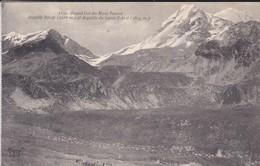 74---Grand Col Du Mont Pourri, Aiguille Rouge ( 2986 M ) Et Aiguille Du Sant-esprit  ( 3615 M )--voir 2 Scans - Chamonix-Mont-Blanc