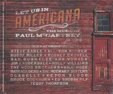 CD Hommage Tribute Paul McCartney : Let Us In Americana 17 Titres - Rock