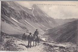 74----La Grande Molle ( 3663 M ) Et Le Col De La Leisse, Vus De La Vanoise--voir 2 Scans - Chamonix-Mont-Blanc