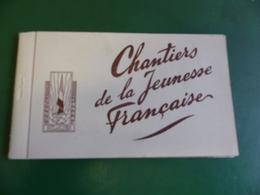 SAINT-MARTIN D'URIAGE - Carnet De 10 Cartes - Chantiers De La Jeunesse Francaise - GROUPEMENT N° 12 - WW2 - Uriage