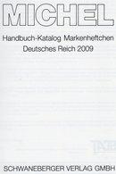 Deutsches Reich Markenheftchen 2009 Neu 98€ MlCHEL Handbuch DR Markenhefte Booklet Special Catalogue Of Old Germany - Erstausgaben