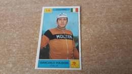 Figurina Panini Campioni Dello Sport 1969 - Giancarlo Polidori - Panini