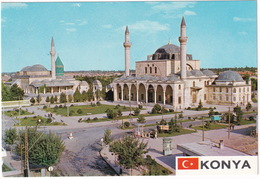 Konya - The Museum Of Mevlána And The Mosque Of Sultan Selim - (Türkiye) - Turkije