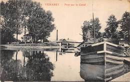 21    .     N° 202021    .        VENAREY LES LAUMES         .          PONT SUR LE CANAL - Venarey Les Laumes