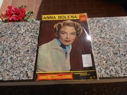 ANNA BOLENA CINEROMANZO - Cinema