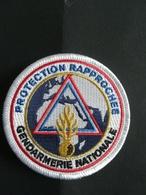 Écusson Gendarmerie Protection Rapprochée - Police
