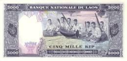 LAOS P. 19a 5000 K 1975 UNC - Laos